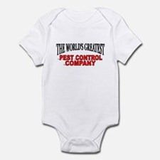 """""""The World's Greatest Pest Control Company"""" Infant"""