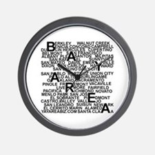 Yay Area Biz Wall Clock