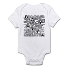 Yay Area Biz Infant Bodysuit
