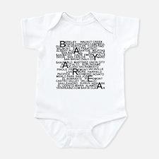 Yay Area Biz Infant Bodysuit