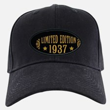 Limited Edition 1937 Baseball Hat