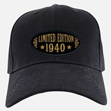Limited Edition 1940 Baseball Cap