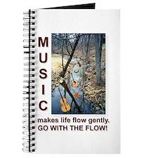 Violin Banjo Mando Fiddle Bass Journal