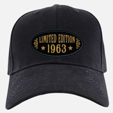 Limited Edition 1963 Baseball Hat
