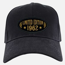 Limited Edition 1962 Baseball Cap