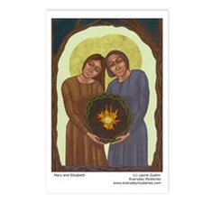 Mary and Elizabeth postcards (Pkg of 8)