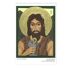 St. John the Baptist postcards (Pkg of 8)