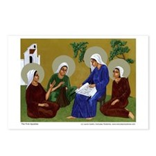 The First Apostles postcards (Pkg of 8)