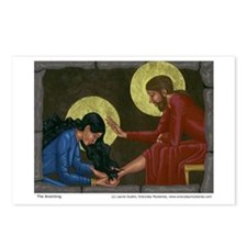 The Anointing postcards (Pkg of 8)