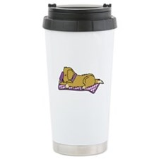 SLEEPING PUPPY Travel Mug