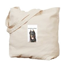 Beauceron Tote Bag