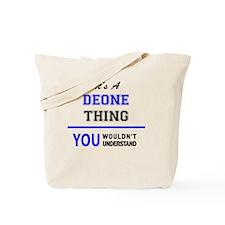 Unique Deon Tote Bag