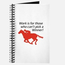 CANT PICK A WINNER Journal