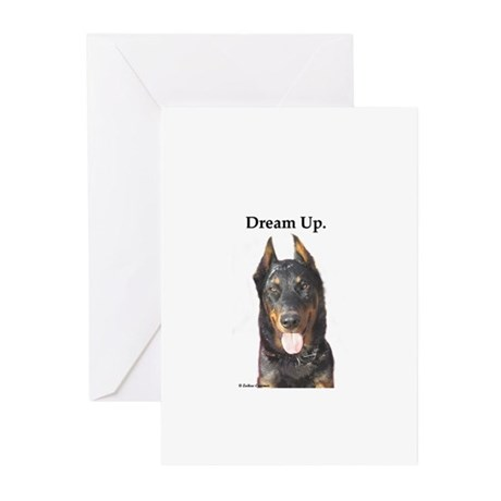 Beauceron Greeting Cards (Pk of 10)