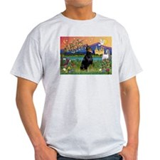 Doberman Fantasyland T-Shirt