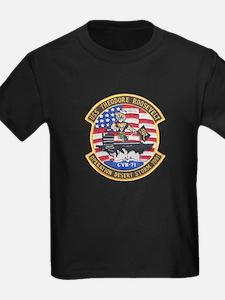 USS Roosevelt Desert Storm T