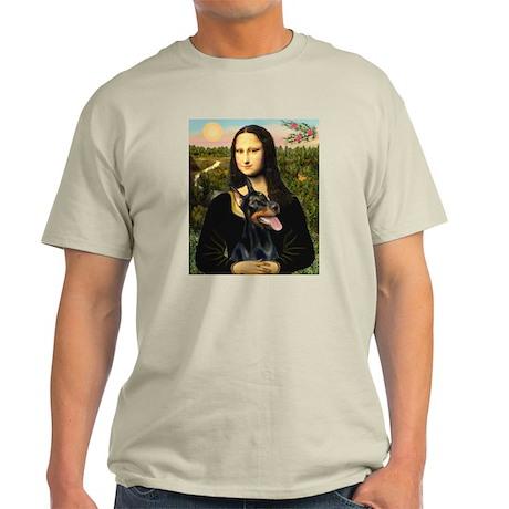 Mona Lisa's Dobie Light T-Shirt