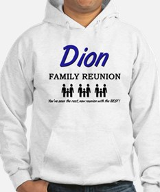 Dion Family Reunion Jumper Hoody