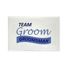 GROOMSMAN Magnets