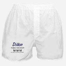 Dillon Family Reunion Boxer Shorts