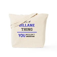 Unique Dillan Tote Bag