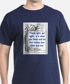 THINK RIGHT T-Shirt