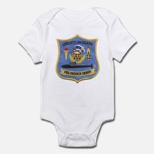 USS PATRICK HENRY Infant Bodysuit