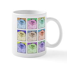 Pastel Persians Mug