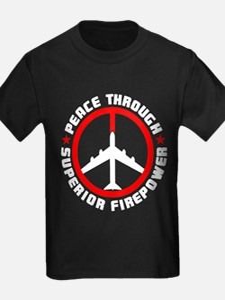 Peace Through Superior Firepower T