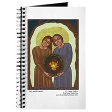 Mary and Elizabeth journal