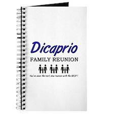 Dicaprio Family Reunion Journal