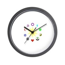 Remember your Spirituality Wall Clock