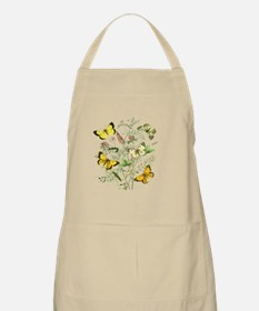 French Butterflies Apron
