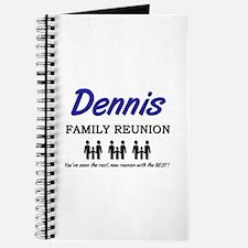 Dennis Family Reunion Journal