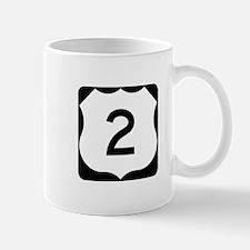 US Route 2 Mug