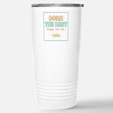 Born the Best 1964 Travel Mug