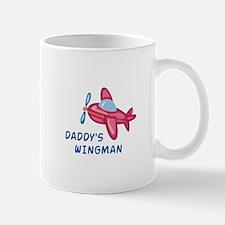 DADDYS WINGMAN Mugs