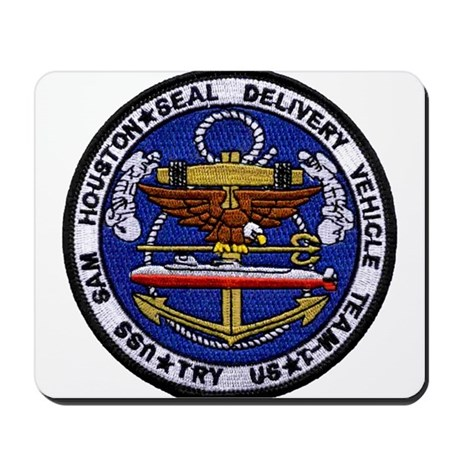 USS SAM HOUSTON Mousepad