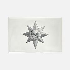 Skulls and Sun Magnets