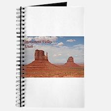 Monument Valley, Utah, USA (caption) Journal