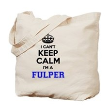 Cute Fulper Tote Bag