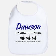 Dawson Family Reunion Bib