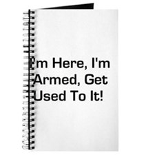 Cute Pistol Journal