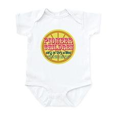Pioneer Button Infant Bodysuit