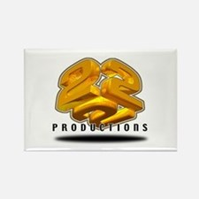 222 PRODUCTIONS Rectangle Magnet