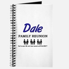 Dale Family Reunion Journal