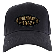 Legendary Since 1942 Baseball Cap