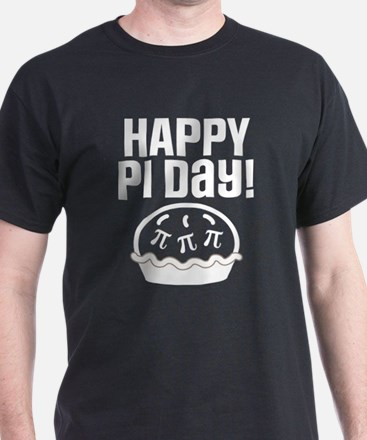 Pi Day Funny Math T-Shirt