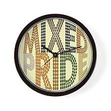Mixed Pride Wall Clock!