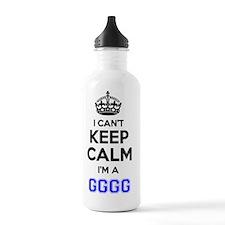 Cute Gggg Water Bottle